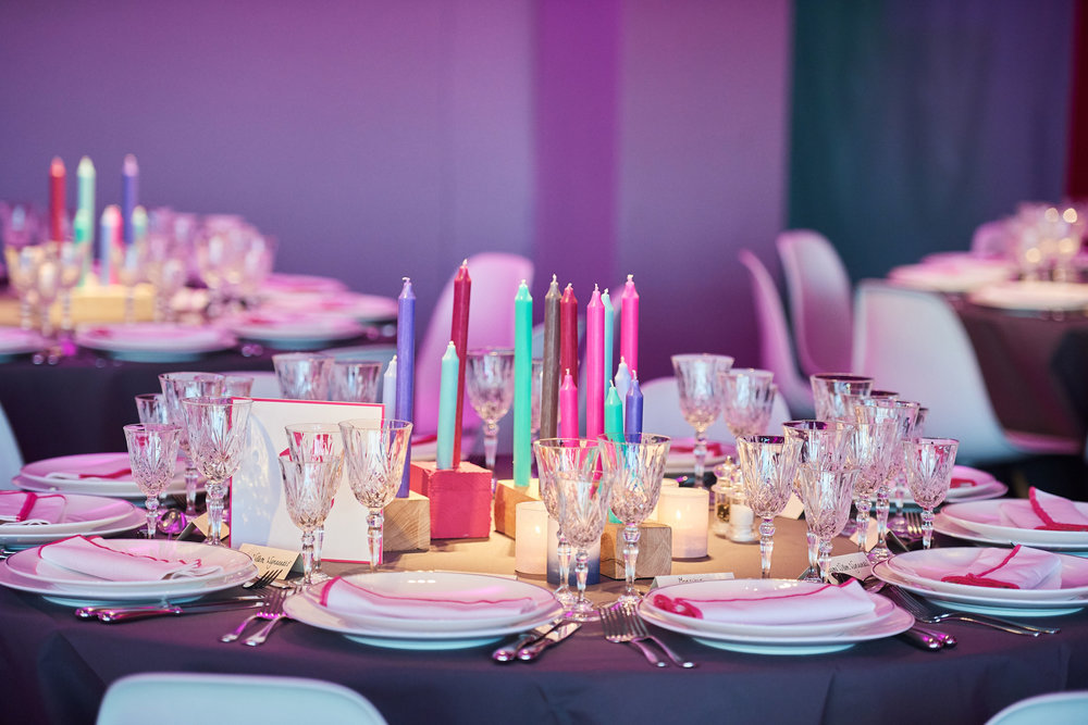 50TH BIRTHDAY - September 2018 - Colourful Golden Jubilee celebrations - creating memories for a special occasion.