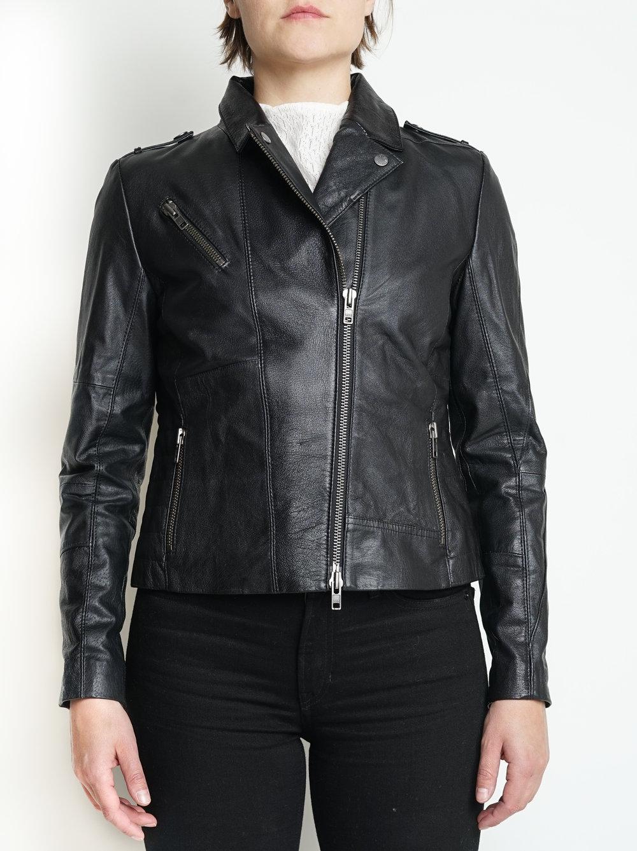 leather jacket #090 / medium from Silfir