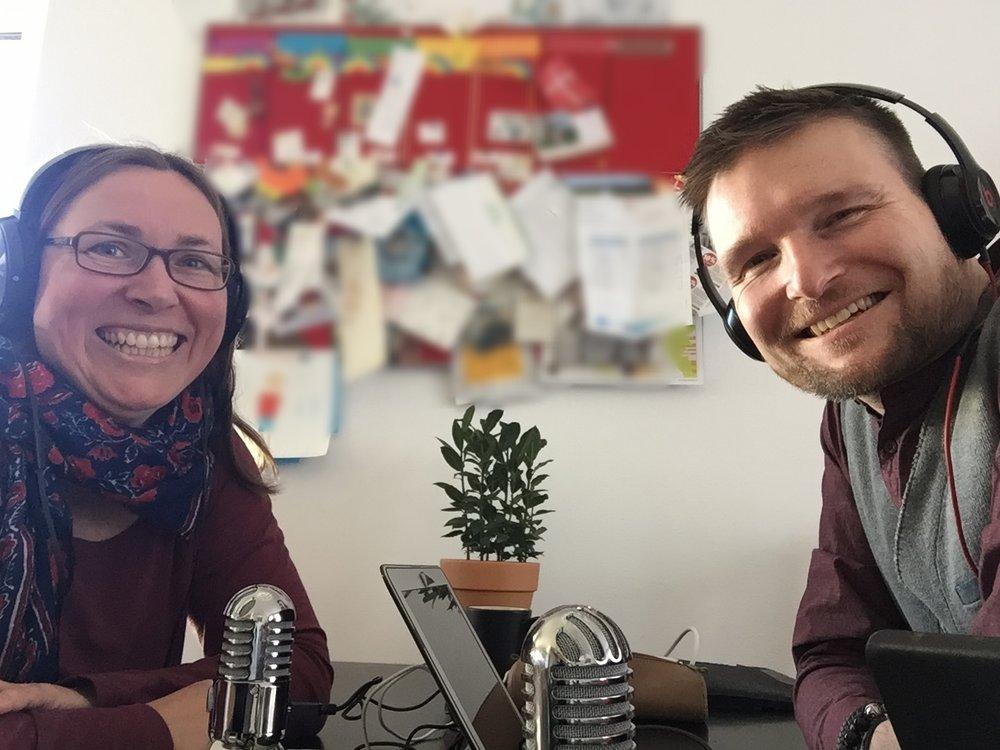 Karina Kjær & Anders Jensen - Bestyrerne af Meta & Fysikken