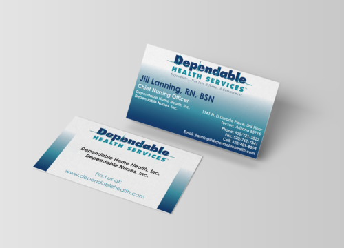 Dependable alyssa schifano business card mockup 2g reheart Gallery