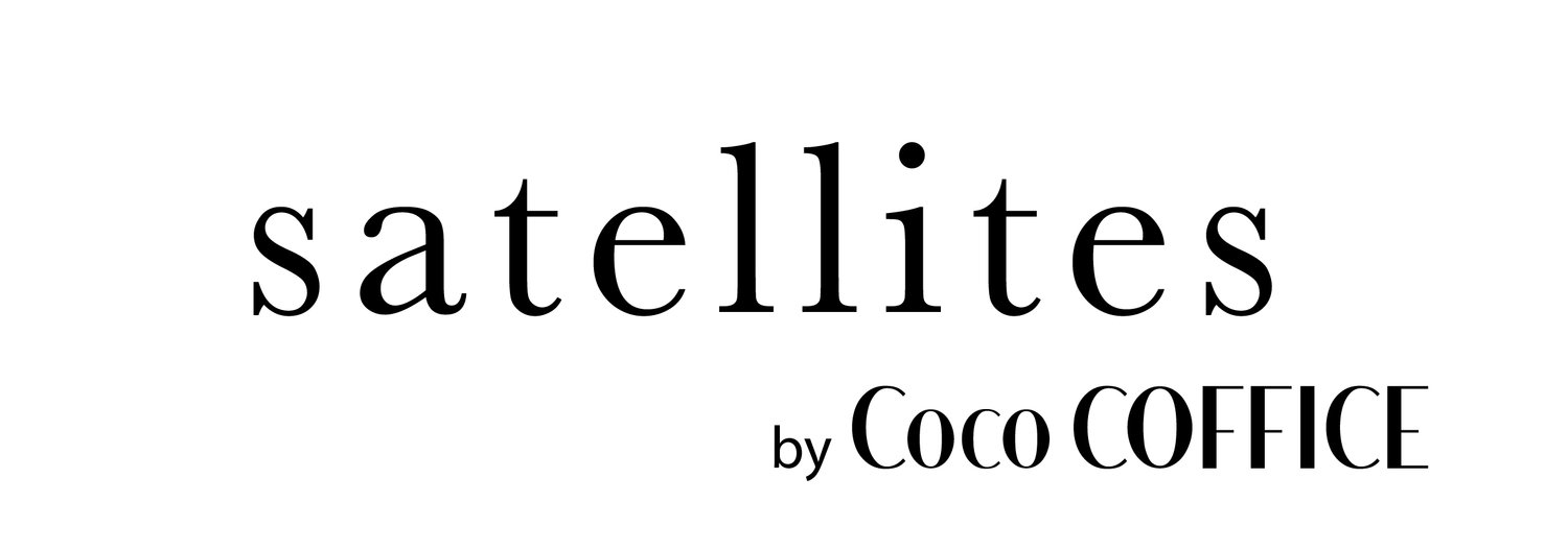 Satellites by Coco Coffice