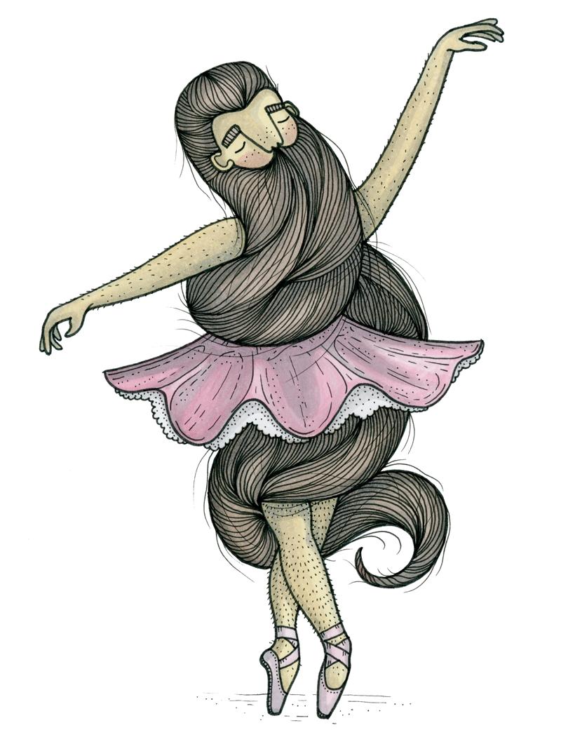 Karin Ohlsson BahKadisch_Skaggig-ballerina.png