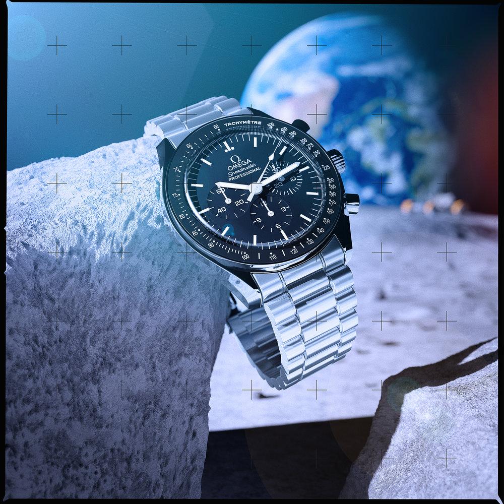 Moonwatch 50 Years