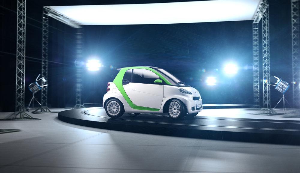 Smartcar Electric