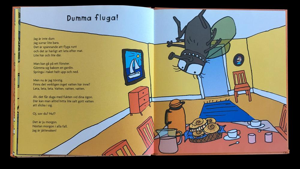 Dumma Mygga / Book