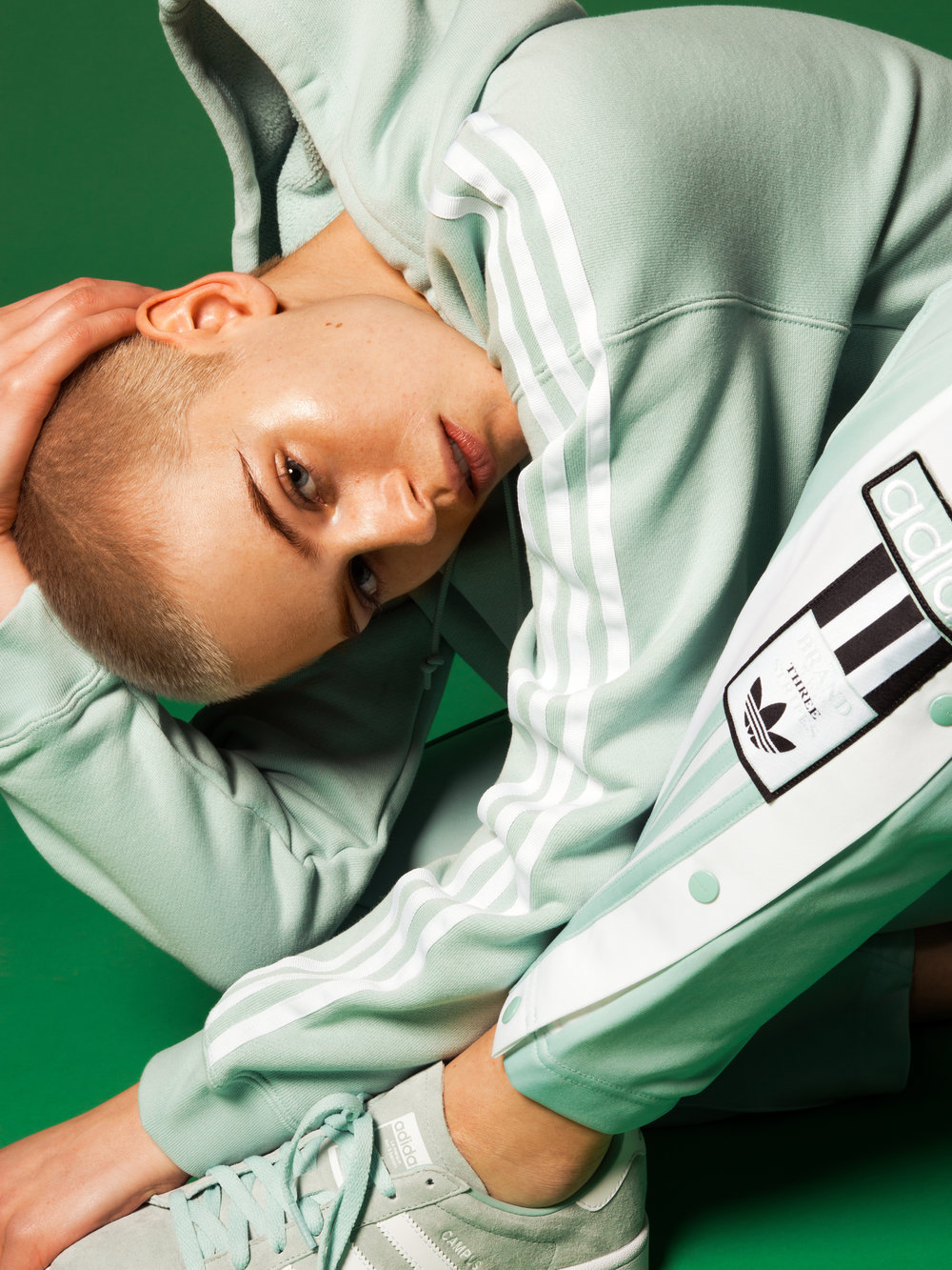 ADIDAS Campaign - Colours