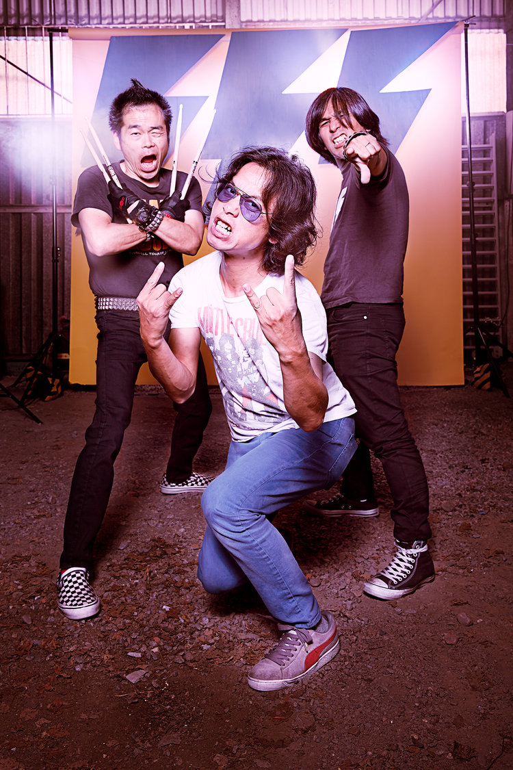 Electric Eel Shock - Promotion