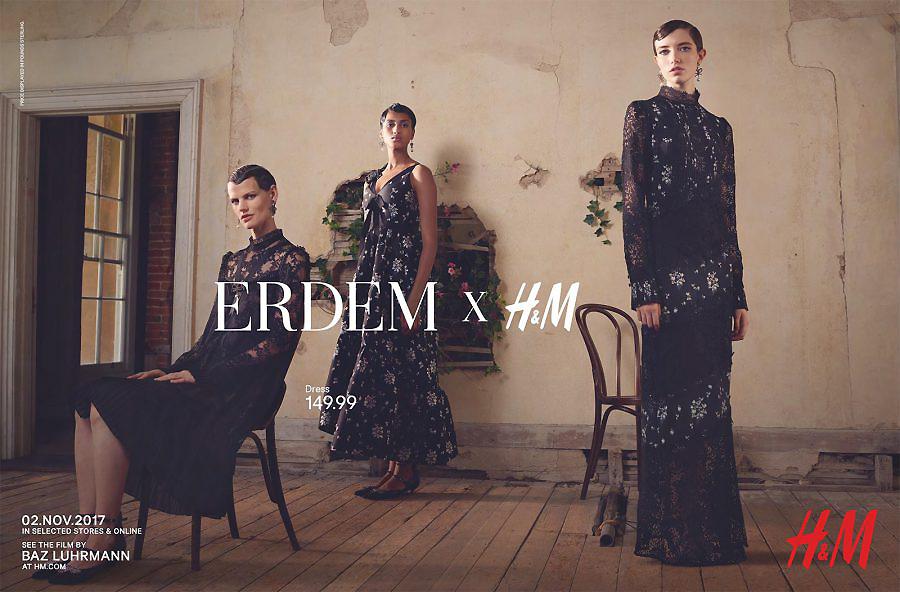 Erdem & H&M