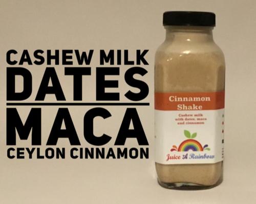 Cinnamon Shake