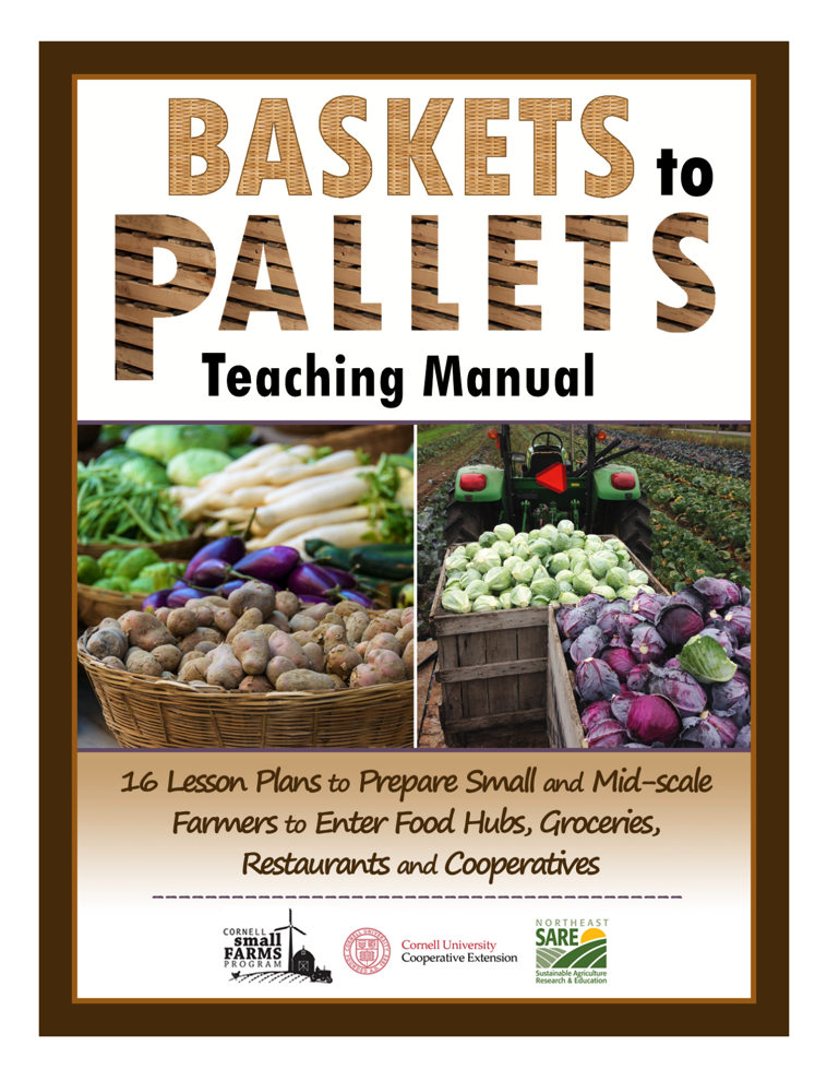 Baskets to Pallets Teaching Manual.  Click to view PDF.