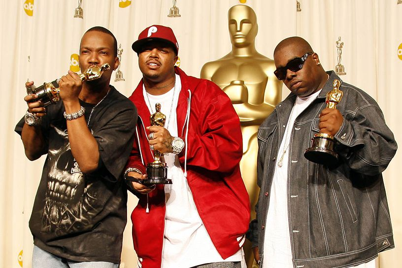 Three 6 Mafia And Their Awards In 2006