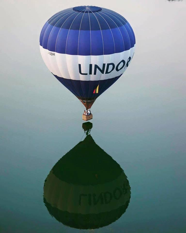 """""""Romantiška porelė"""" skrydis oro balionu dviems"""