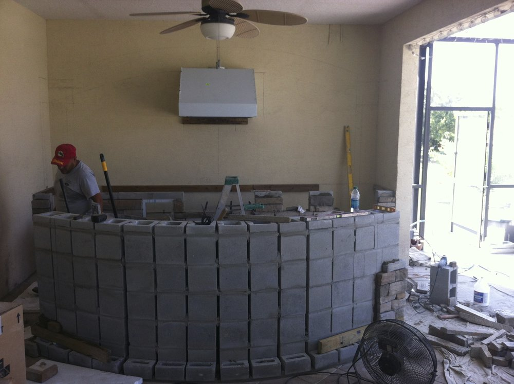 In-Progress Build