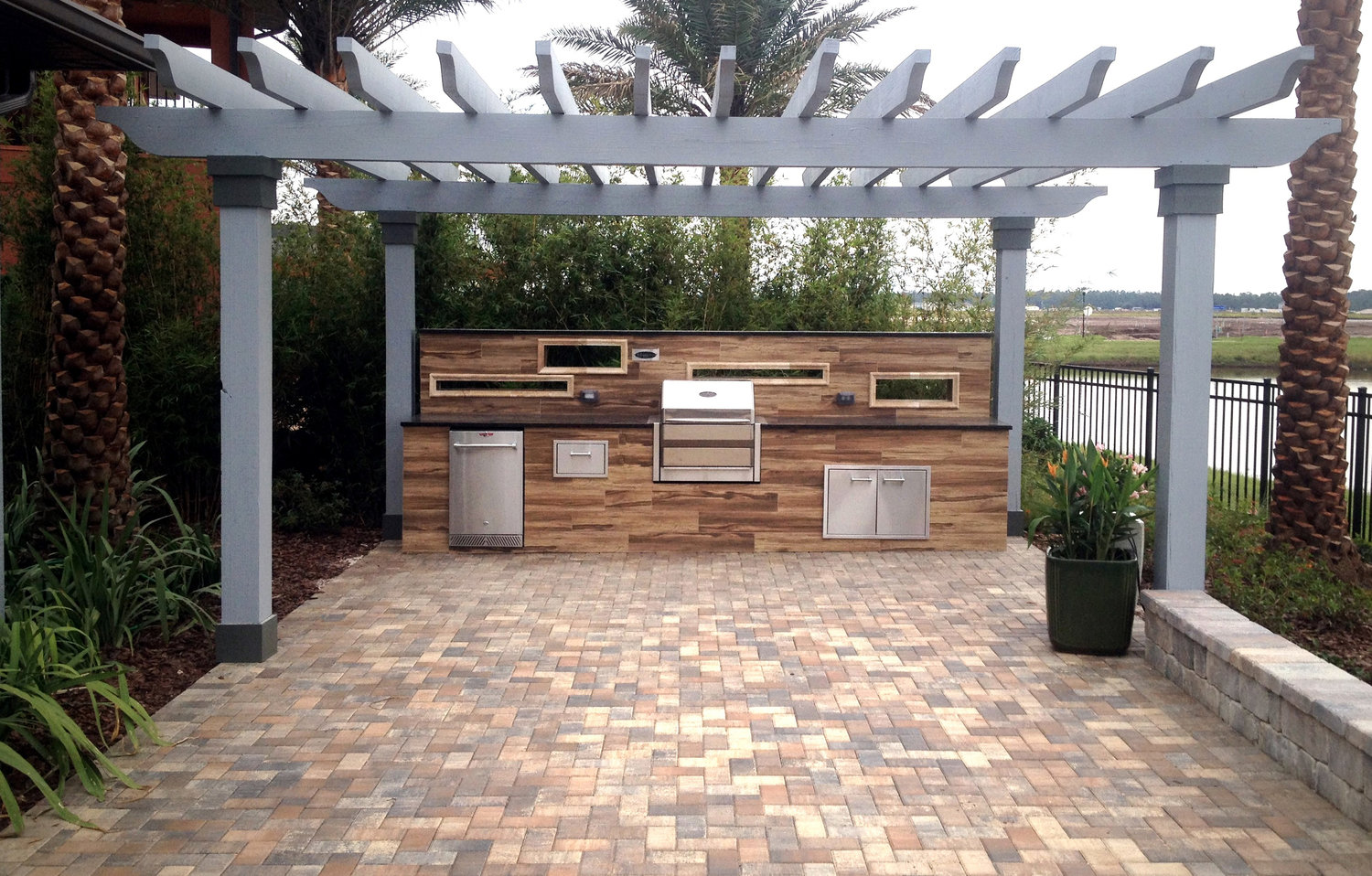 Kitchens Outdoor Impressions