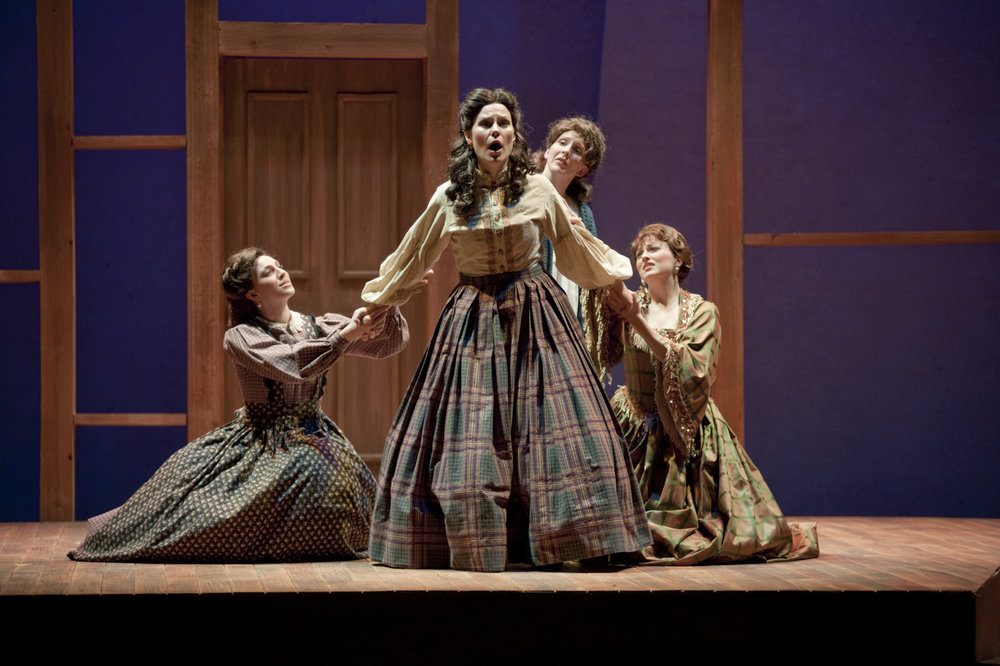 Pensacola Opera Little Women