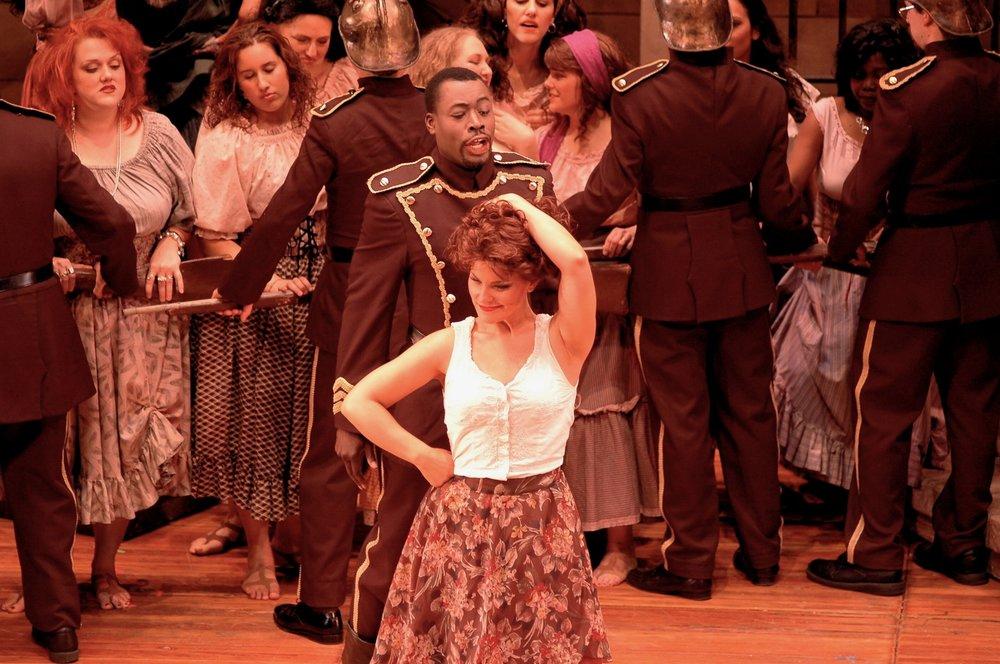 Pensacola Opera Carmen