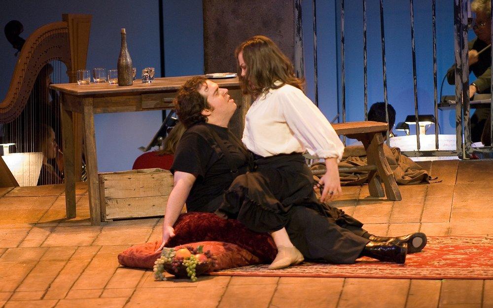 Opera Omaha La Tragedie de Carmen
