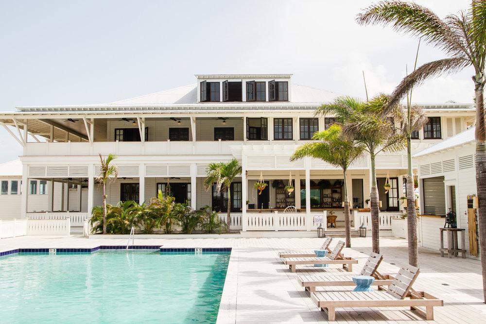 Mahogany bay - Great House