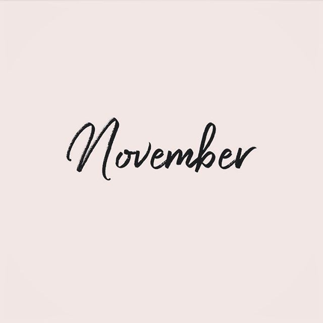 It's #november already!! Did 2018 even happen??? Seriously how did we get here and how do we make it stop?? Despite the fact it's been a fast year, it has definitely been a long one 🙈  I'm exhausted, I'm sure you are all to, but this last little push is where you make it count, meet all your goals and set your business up for a successful new year.  What are you doing this month for your business?  #BeYourOwnBoss  #bossgirlempire  #bossladiesmindset #businessbabe #ceo  #DesignYourLife  #Entrepreneur #entrepreneurlife #femaleentrepreneur  #girlboss #girlbossmovement  #ILoveMyJob #influencer #inspiration #laptoplifestyle #marketing #mycreativebiz #mywork #passiontopaycheck #passiontoprofit  #smallbiz #smallbusiness #solopreneur #solopreneurlady #startup #startuplife  #designyourlife