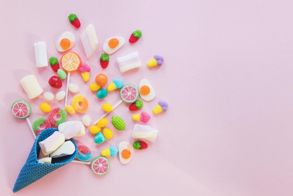 Candy cone - Kies je favoriete snoep om je gasten mee te verwennen en wij zorgen dat ze er even lekker uitzien als smaken. Een leuke attentie op het einde van je event of een toffe binnenkomer! Kan je niet kiezen dan maken wij de ideale smikkelmix!