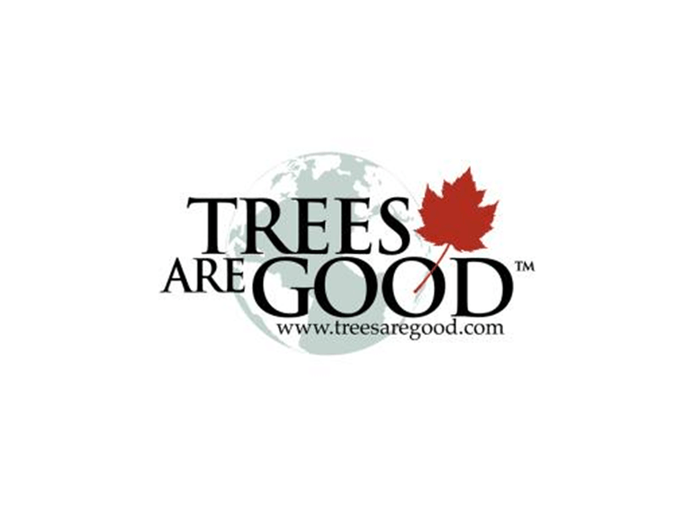 Image result for trees are good logo