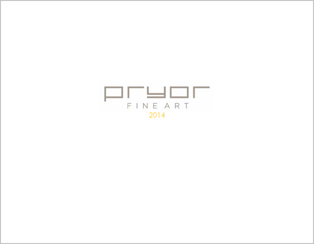 Pryor Fine Art 2014 Catalog