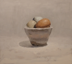 Eggs, Bowl <br> 16h x 18w in