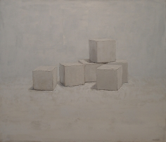 Cubes of Sugar on Table <br> 24h x 28w in