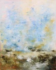 Garza Blanca, No. 3 <br> 73h x 60w in