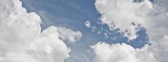 Cloud Study 5 <br> 32h x 80w in
