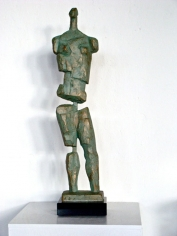 Female Statue Standing II <br> SOLD