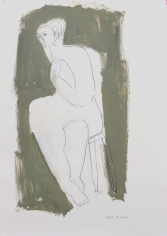 Figure No. 1 <br> 23.5h x 16.5w in