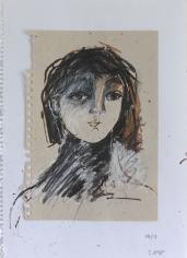 Sketch Book VII #13 <br> 12h x 8w in