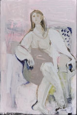 Seated Figure XV <br> 36h x 24w in