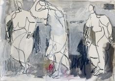 Joie De Vivre, Suite I <br> 16.5h x 23.5w in