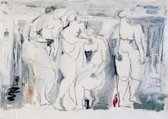 Joie De Vivre, Suite II <br> 16.5h x 23.5w in