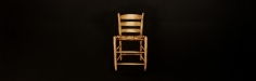 Little Chair II <br> 25h x 76w in