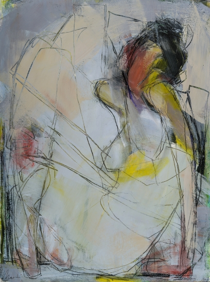 After the Dance <br> 24h x 18w in