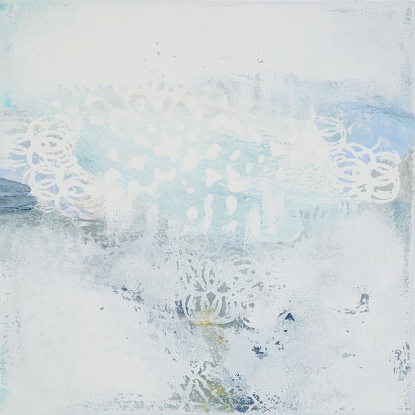 White Drift 4 <br> 12h x 12w in