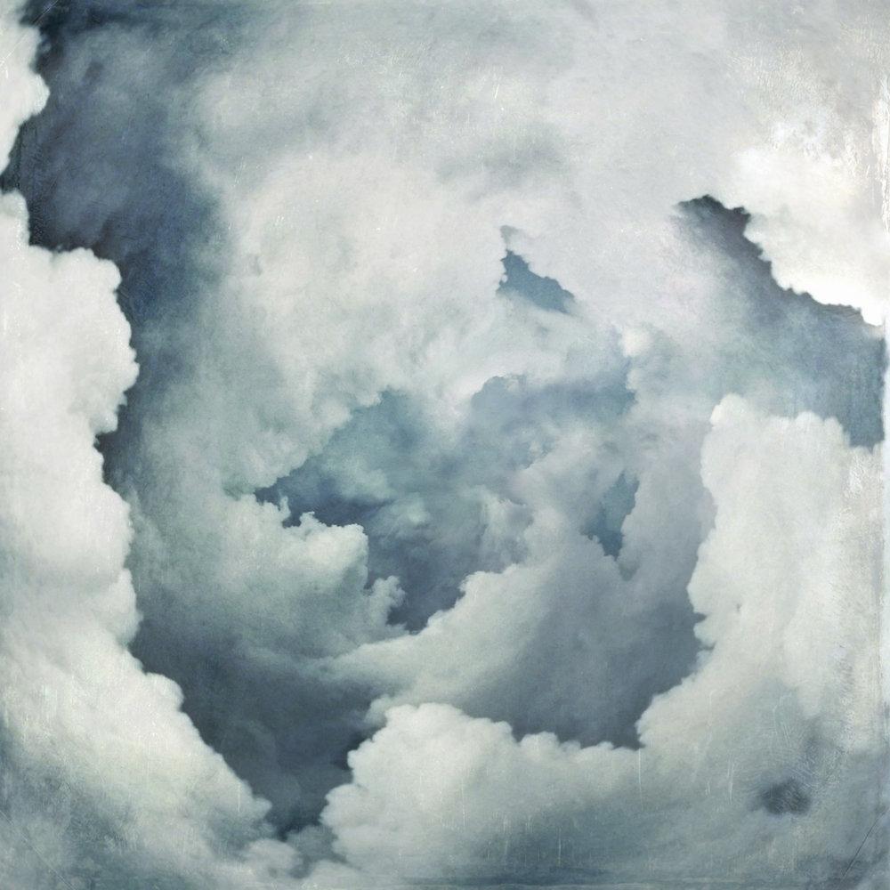 Cloud Study 28 <br> 60h x 60w in