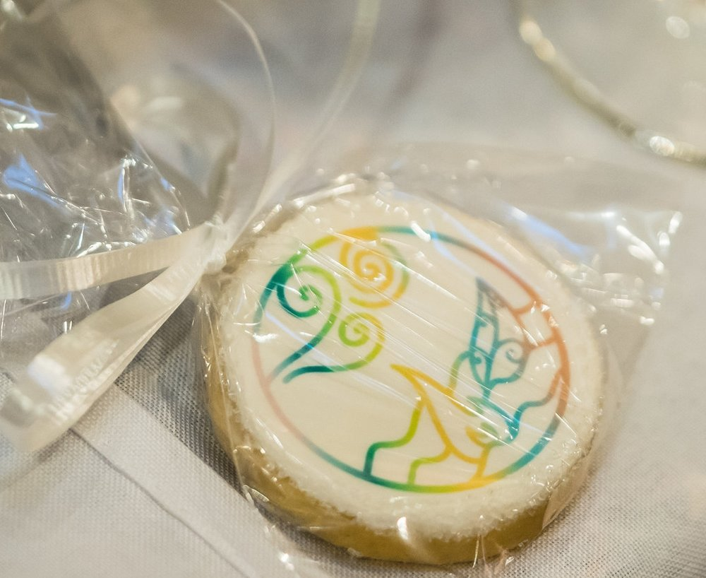 Let Them Eat Cake - Branded Yinsa Cookies
