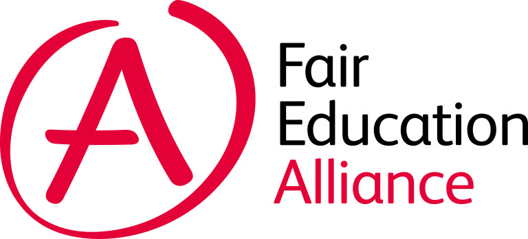 Fair Education Alliance Member   We are delighted to be a supporter of the Fair Education Alliance, a coalition for change in education comprising of the UK's leading organisations. The aim is to work towards ending the persistent achievement gap between young people from our poorest communities and their wealthier peers. Committed to this common goal, the Alliance will both work collectively to find solutions to address educational inequality, as well as annually monitor the progress made to narrow the gap.