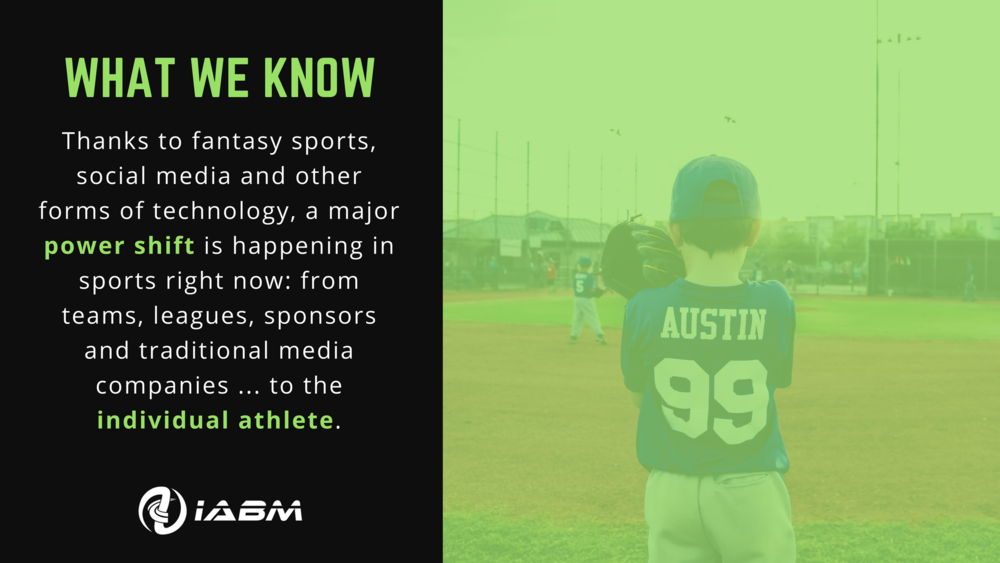Athlete Branding and Marketing