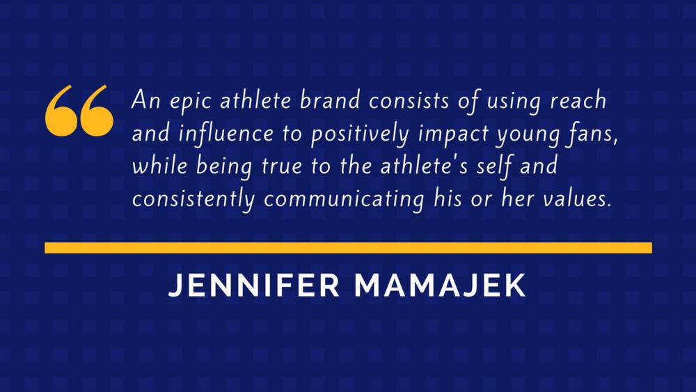 Jennifer Mamajek Quote