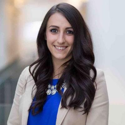 Jenna Dolce, Senior Manager, Participant Advice & Wellness Department, Vanguard