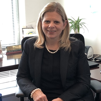 Alicja Majsterek, Director of Benefits and HR Administration, IDEX Corporation