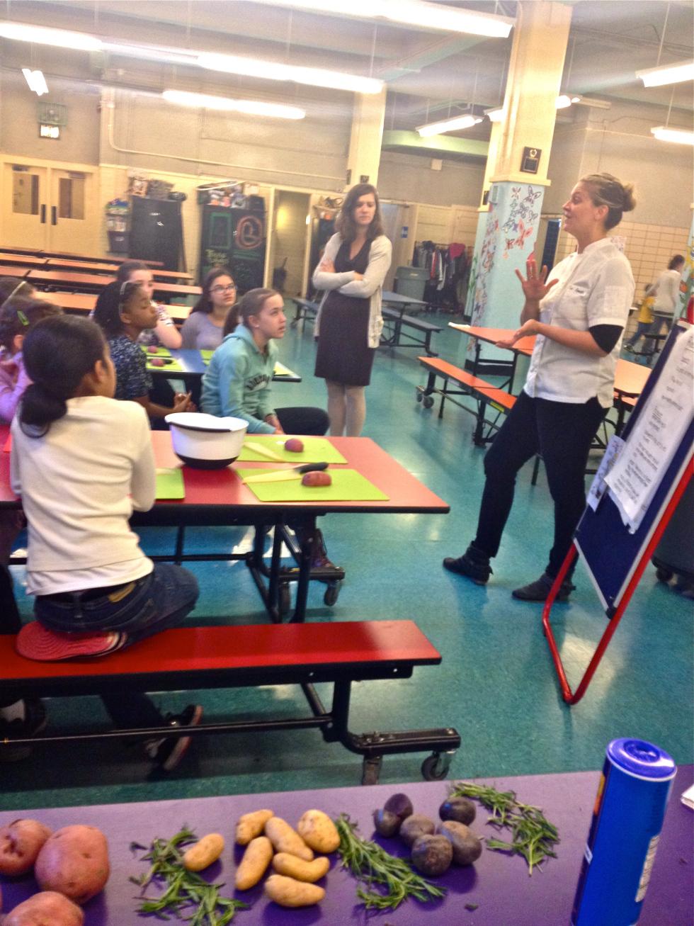 Amanda Freitag Wellness in the Schools