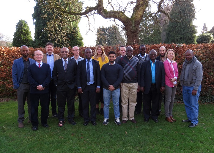 Delegates to the ASAP East Africa conference held at the University of Birmingham