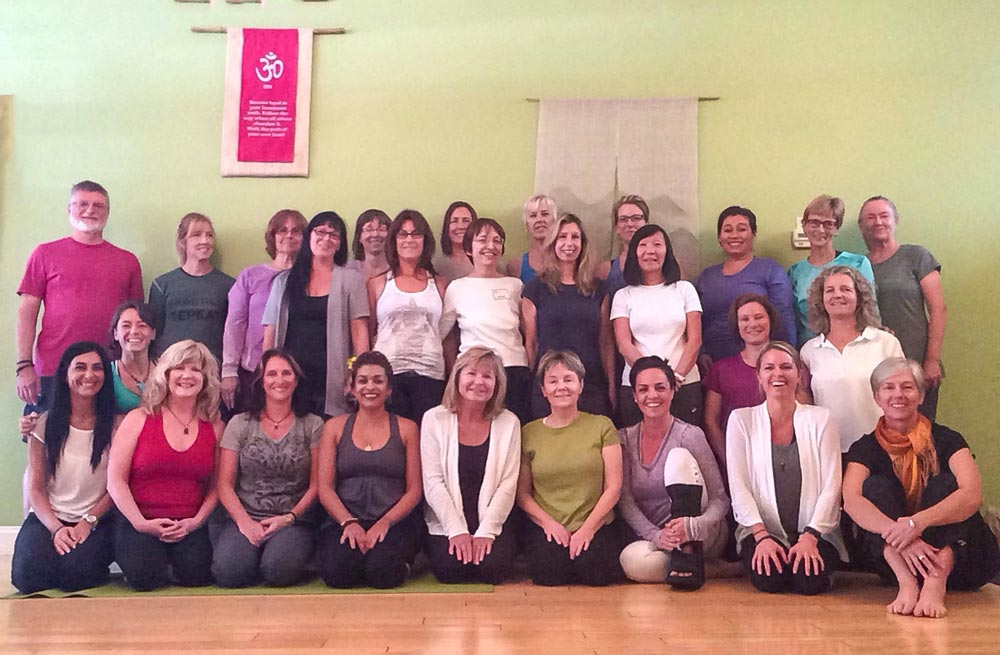 Lymphatic Yoga® Teacher Training