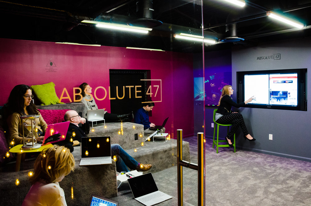 Absolute 47: Collaborative Work Space